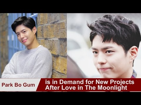 Park Bo Gum is in Demand for New Projects After Love in The Moonlight