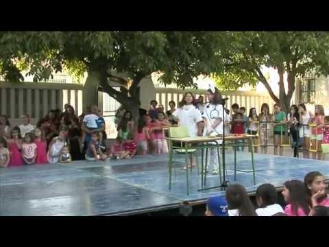 GALA FIN DE CURSO COLEGIO SAN ISIDRO LABRADOR DEL CHAPARRAL
