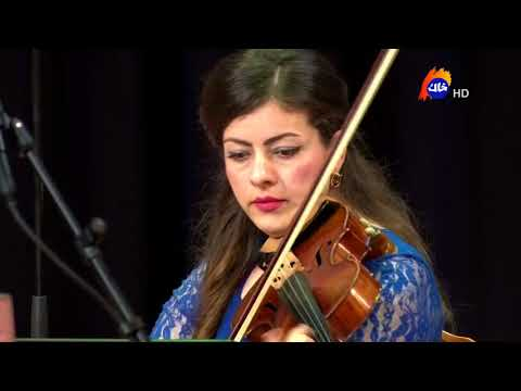 Randy Mayfield with Kurdistan String Quartet and Friends in a new Concert