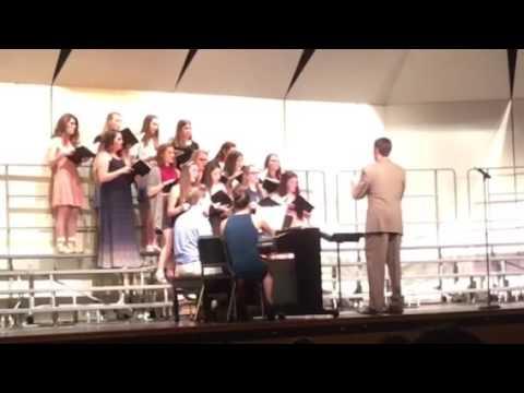All woman's Choir Abington Senior High School
