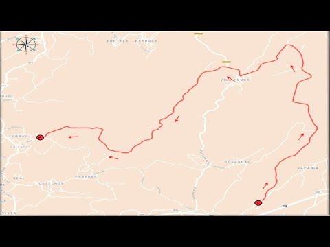 PEC Ruivães SS4 &SS7 - Rally Serras de Fafe 2019 - Demostração