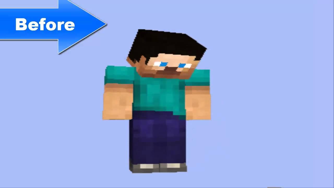 pimp my minecraft skin itsjerry youtube