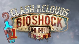 Clash in the Clouds ep1 OPS Zeal - BioShock Infinite DLC - PS4