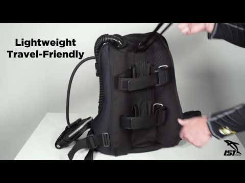 IST - J-1900 ONE SIZE FITS MOST BCD