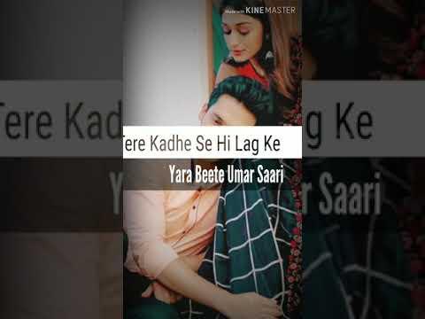 😍Song - Hum Mar Jayenge Whatsapp Status😍 ❤ Anurag-Prerna Love Whatsapp Status❤