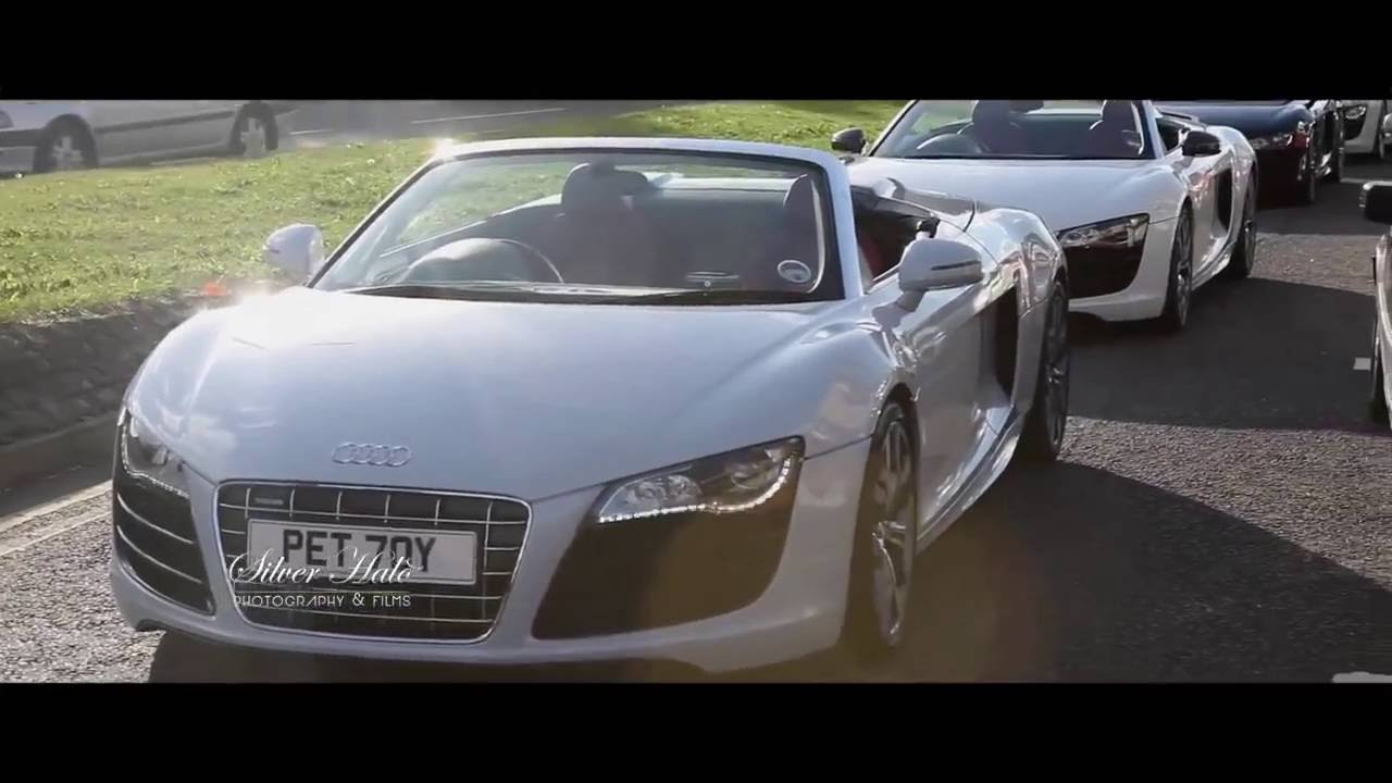 Asian Wedding Car Montage - YouTube
