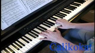 Nicholas and Alexandra - Theme - Piano