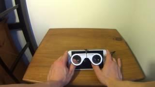 Homido VR Glasses Review