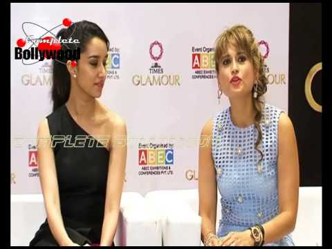 Shraddha Kapoor at Unveiling of 'India's Largest Jewelery Expo 'Glamour 2015'