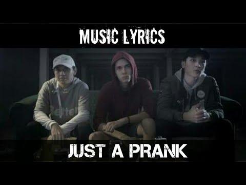 KIFLYF - JUST A PRANK ( Lyrics video )