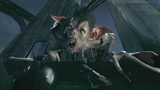 Batman Arkham Knight Creature of the Knight Walkthrough Manbat
