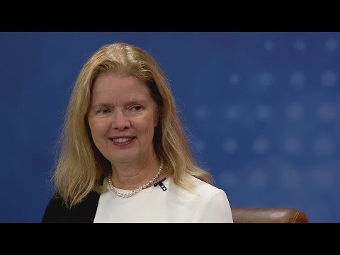 What's the Future for Women in Finance? Insights From Barclays' Barbara Byrne