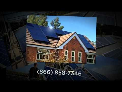San Jose Solar Panel Installation (866) 858-7346