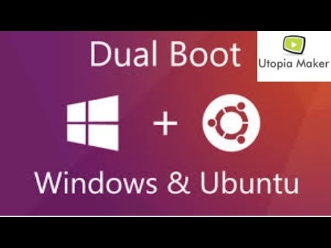 Come Installare Linux-ubuntu In Dual Boot - TUTORIAL (ITA)