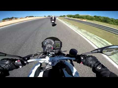 BMW Motorrad Riding Experience 2015 - F800R