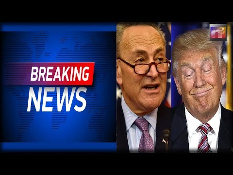 BREAKING: Cuck Schumer just FAILED Every Illegal DREAMER in America with a FOOLISH refusal to Trump