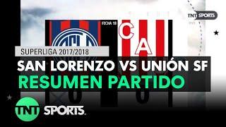 Video Gol Pertandingan San Lorenzo vs Union