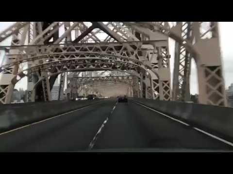 Ed Koch Queensboro Bridge - Timelapse