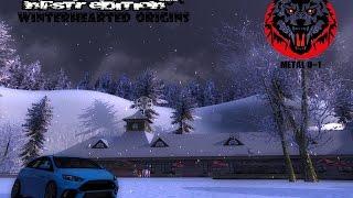 NFSMW NFSTR Edition: İstanbul Winterhearted Origins Gameplay - 1