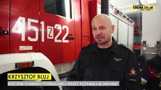 Plaga pożarów kominów! Jak zadbać o bezpieczeństwo w sezonie grzewczym [chojna24.pl]