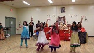 Janmashmi Performance - aka naach students