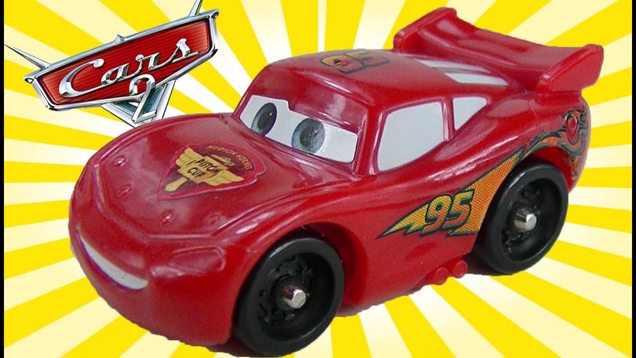 Cars Movie Toys : Cars lightning mcqueen toys disney pixar movie toy