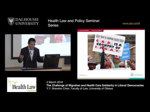 The Challenge of Migration and Health Care Solidarity in Liberal Democracies