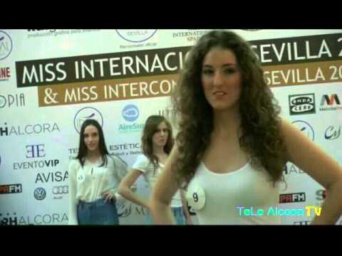 2ªparte CASTING MISS SEVILLA INTERNACIONAL TeLe Alcosa