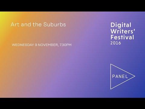 #dwf16: Art and the Suburbs