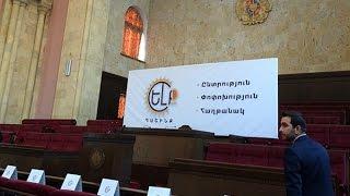 Առաջարկում ենք ելք յոլա գնացող Հայաստանից դեպի զարգացող Հայաստան