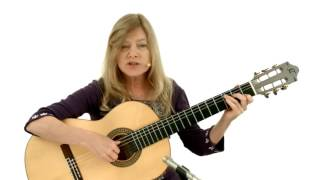 How to Play Auld Lang Syne on Guitar (Fingerstyle) - Breakdown - Muriel Anderson