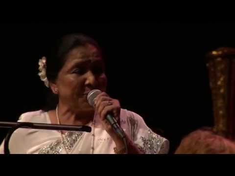 Asha Bhosle & Metropole Orchestra- O Mere Sona Re-