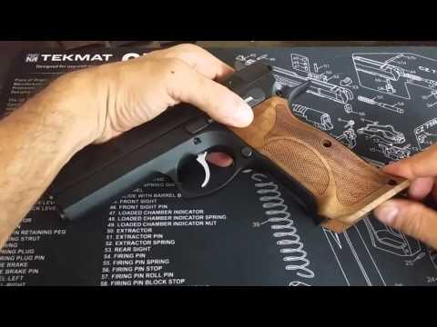 CZ 97 Grips - Nill-Griffe Review