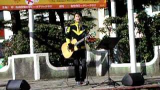 """2010.12.6、佐世保市で行われた""""犬のふれあいイベント""""道添祐一(ミッチ..."""