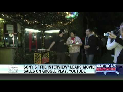 """Sony's """"The Interview"""" draws sellout crowds nationwide"""