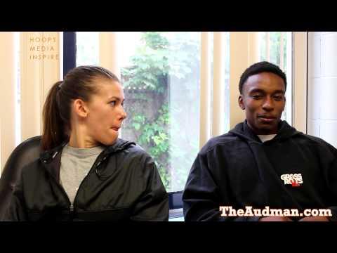 Alex and Brey Talk Love & Basketball Proposal!