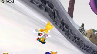 Sonic Adventure Dx (tas) - Tails's Ice Cap New Strat