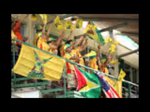 Guyana Amazon Warriors theme song