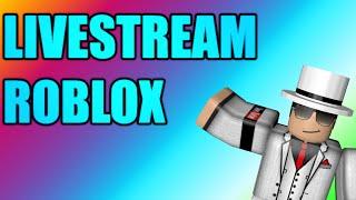 Biggranny000's ROBLOX Live Stream! (BUILDING) #30