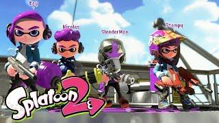 Splatoon 2 - Manta Maria! - Online Multi-player