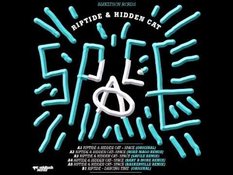 RipTidE & Hidden Cat - Space (Bart B More Remix)