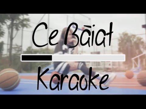 Andra Gogan - Ce baiat ( Karaoke version )