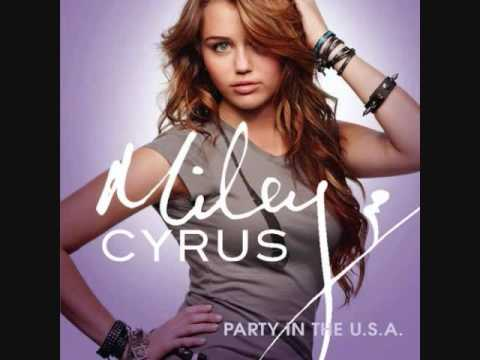 Miley Cyrus - Party In the USA (Highest Quality)!!!! download for free