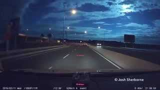Meteor Caught On Dash Cam | Tauranga New Zealand