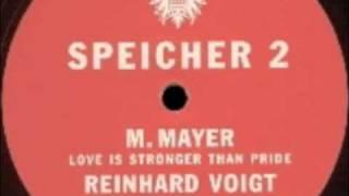 Michael Mayer - Pride is Weaker than Love (Speicher 2)