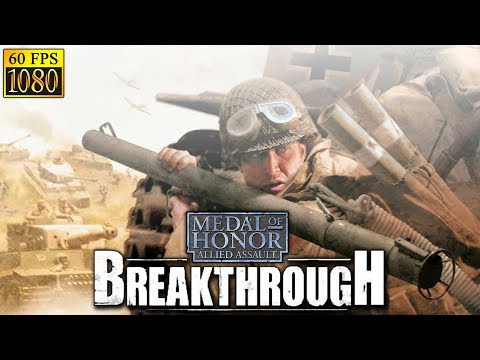 Medal Of Honor: Allied Assault: Breakthrough. Full Campaign