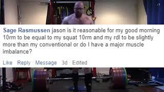 Jason Blaha Q&As July 26th 2020 Part 2