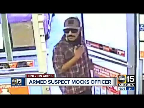 Sources: Uniformed Phoenix officer witnesses robbery attempt, fails to report or document crime