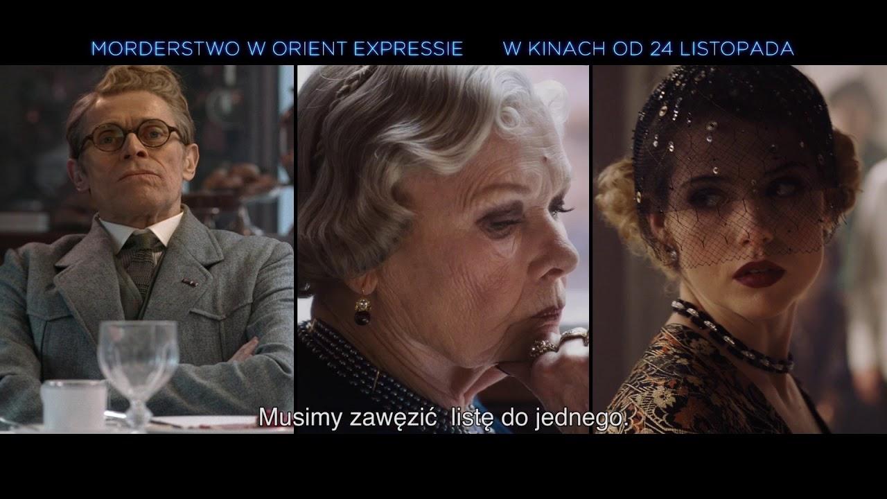 Morderstwo w Orient Expressie   TV Spot [#2]   2017
