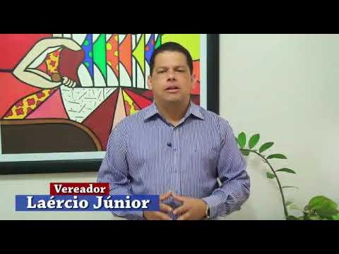 POLÍTICA: VEREADOR DR LAÉRCIO JÚNIOR CONVIDA POPULAÇÃO PARA ACOMPANHAR VOTAÇÃO DE PROJETO DO EXECUTIVO SOBRE CONTRATAÇÃO REDA EM BONFIM